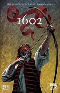 Cover Thumbnail for Marvel 1602 (Marvel, 2003 series) #4
