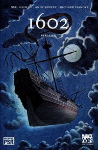 Cover Thumbnail for Marvel 1602 (Marvel, 2003 series) #5