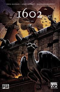 Cover Thumbnail for Marvel 1602 (Marvel, 2003 series) #6