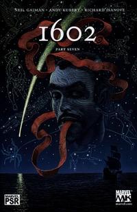 Cover Thumbnail for Marvel 1602 (Marvel, 2003 series) #7