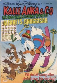 Cover Thumbnail for Kalle Anka & C:o (Hemmets Journal, 1957 series) #11/1988