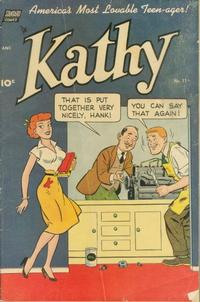 Cover Thumbnail for Kathy (Pines, 1949 series) #11