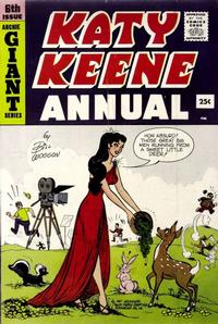 Cover Thumbnail for Katy Keene Annual (Archie, 1954 series) #6