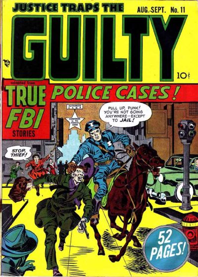 Cover for Justice Traps the Guilty (Prize, 1947 series) #v2#5 (11)