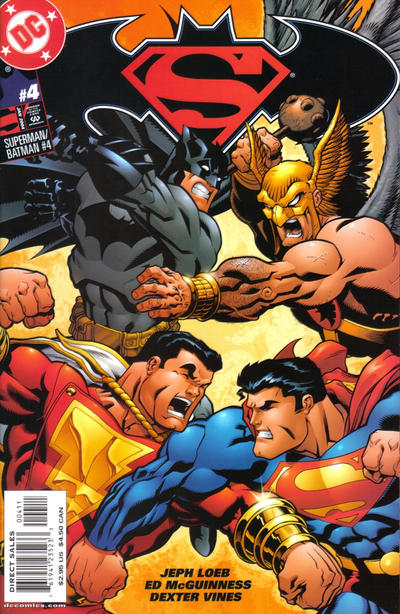 Cover for Superman / Batman (DC, 2003 series) #4
