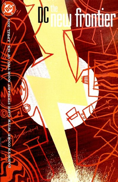Cover for DC: The New Frontier (DC, 2004 series) #2