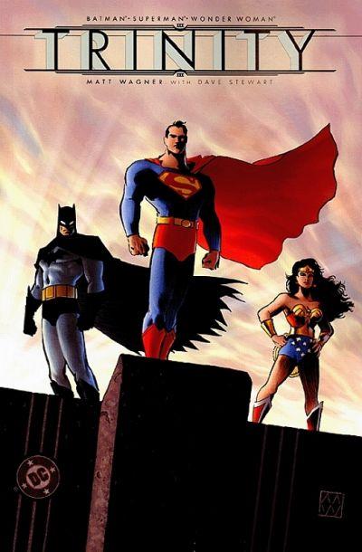 Cover for Batman / Superman / Wonder Woman: Trinity (DC, 2003 series) #1