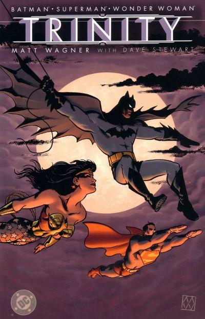 Cover for Batman / Superman / Wonder Woman: Trinity (DC, 2003 series) #2