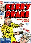 Cover for Kerry Drake Detective Cases (Harvey, 1948 series) #6