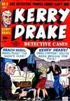 Cover for Kerry Drake Detective Cases (Harvey, 1948 series) #9