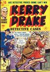 Cover for Kerry Drake Detective Cases (Harvey, 1948 series) #10