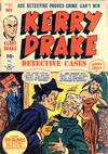 Cover for Kerry Drake Detective Cases (Harvey, 1948 series) #11