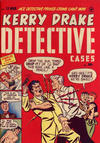 Cover for Kerry Drake Detective Cases (Harvey, 1948 series) #13