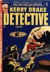 Cover for Kerry Drake Detective Cases (Harvey, 1948 series) #29