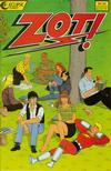 Cover for Zot! (Eclipse, 1984 series) #34