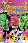 Cover for Superman Presents World's Finest Comic Monthly (K. G. Murray, 1965 series) #41