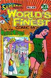 Cover for Superman Presents World's Finest Comic Monthly (K. G. Murray, 1965 series) #46
