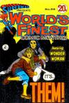 Cover for Superman Presents World's Finest Comic Monthly (K. G. Murray, 1965 series) #59