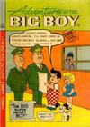 Cover for Adventures of the Big Boy (Webs Adventure Corporation, 1957 series) #133 [West]