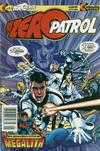 Cover for Zero Patrol (Continuity, 1987 series) #1