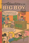 Cover for Adventures of the Big Boy (Webs Adventure Corporation, 1957 series) #143 [East]