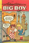 Cover for Adventures of the Big Boy (Webs Adventure Corporation, 1957 series) #160