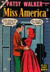 Cover for Miss America (Marvel, 1953 series) #53