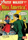 Cover for Miss America (Marvel, 1953 series) #57