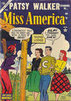 Cover for Miss America (Marvel, 1953 series) #59