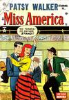 Cover for Miss America (Marvel, 1953 series) #60