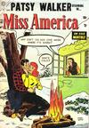 Cover for Miss America (Marvel, 1953 series) #61