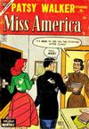 Cover for Miss America (Marvel, 1953 series) #63