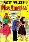 Cover for Miss America (Marvel, 1953 series) #65