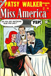 Cover for Miss America (Marvel, 1953 series) #67