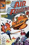 Cover Thumbnail for Air Raiders (1987 series) #1 [Direct]