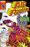 Cover for Air Raiders (Marvel, 1987 series) #3 [Direct Edition]