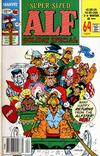 Cover for ALF Holiday Special (Marvel, 1988 series) #2