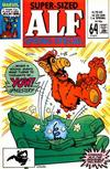 Cover for ALF Spring Special (Marvel, 1989 series) #1 [Direct Edition]