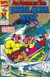 Cover for An American Tail: Fievel Goes West (Marvel, 1992 series) #1
