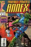 Cover for Annex (Marvel, 1994 series) #2