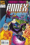 Cover for Annex (Marvel, 1994 series) #4