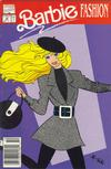 Cover for Barbie Fashion (Marvel, 1991 series) #10