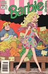 Cover for Barbie Fashion (Marvel, 1991 series) #44