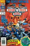 Cover for Biker Mice from Mars (Marvel, 1993 series) #2