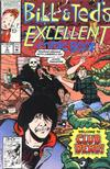 Cover for Bill & Ted's Excellent Comic Book (Marvel, 1991 series) #2