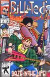 Cover for Bill & Ted's Excellent Comic Book (Marvel, 1991 series) #3