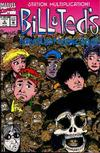 Cover for Bill & Ted's Excellent Comic Book (Marvel, 1991 series) #4