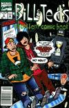 Cover for Bill & Ted's Excellent Comic Book (Marvel, 1991 series) #5