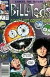 Cover for Bill & Ted's Excellent Comic Book (Marvel, 1991 series) #6