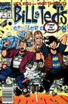 Cover for Bill & Ted's Excellent Comic Book (Marvel, 1991 series) #7
